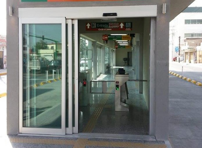 Telescoping-doors-3 & Telescopic Sliding Automatic Doors | Besam SL500 | Automatic Door ...