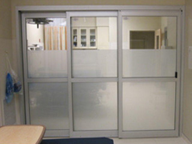 TX9630 Manual ICU Doors