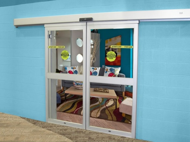 Surface Mount Sliding Automatic Door