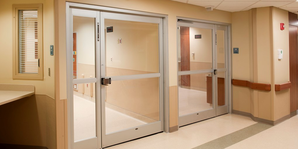 Besam VersaMax Swing & Folding ICU Automatic Doors | Besam VersaMax Swing | Automatic Door ...