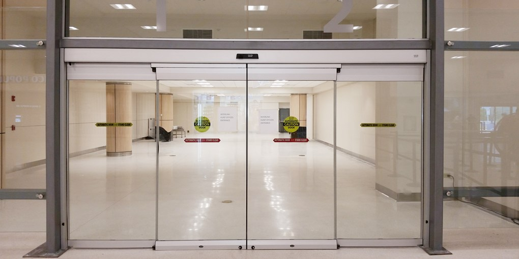 Commercial-glass-entry-doors-1 & Commercial Glass Entry Sliding Automatic Doors | Besam SL500 CGL ... Pezcame.Com
